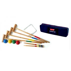 Croquet games set